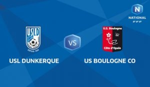 J9 : USL Dunkerque - US Boulogne CO I National FFF 2018-2019