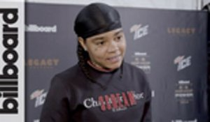Young M.A Talks 'Wahlinn,' Love of Aaliyah & Whitney Houston | Billboard R&B/Hip-Hop Power Players Event 2018
