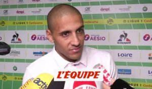Khazri «On est capables de faire de grandes choses» - Foot - L1 - Saint-Etienne