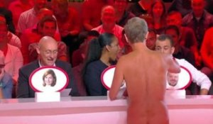 Zapping People du 24 septembre : Un naturiste débarque chez Cyril Hanouna