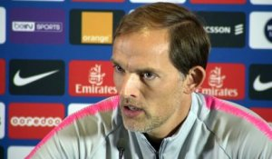 Tuchel «Beaucoup de talent à l'OL» - Foot - L1 - PSG