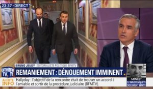 Remaniement: dénouement imminent (2/2)