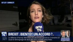 Brexit: bientôt un accord selon Theresa May