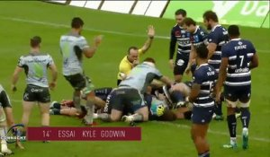 CONNACHT UBB RESUME DU MATCH