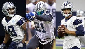 Do the Cowboys now own the best big three in NFC East?