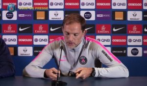 Replay : Conférence de presse avant Olympique de Marseille - Paris Saint-Germain