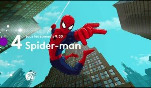 Spider-man, bande annonce