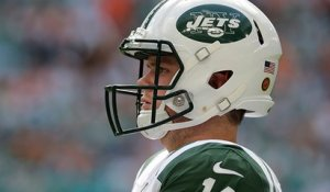 Darnold throws INT to halt Jets' comeback hopes