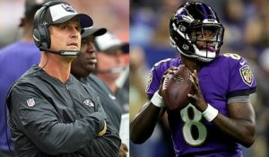 DJ: Ravens won't fire Harbaugh, but they could change QBs