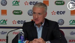 Didier Deschamps évoque le retour de Benjamin Mendy
