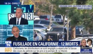 Californie : une fusillade fait 12 morts à Thousand Oaks (2/2)
