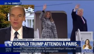 11 novembre: Donald Trump voulait une grande parade à Washintgon