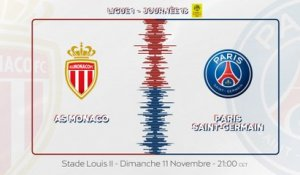 AS Monaco - Paris Saint-Germain : La bande annonce
