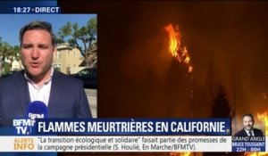 Incendies en Californie : Au moins 29 morts