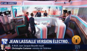 Jean Lassalle version électro