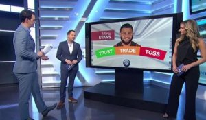 Inconsistent players to trust, trade, or toss by Week 11 | NFL Fantasy Live