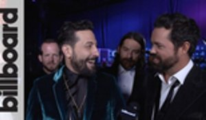 Old Dominion on Breaking Little Big Town's Record 2018 CMA Awards | Billboard