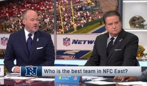 Who is the best team in the NFC East?