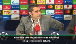 "Valverde : ""On a beaucoup souffert"""