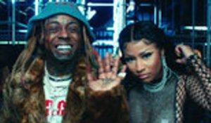 Nicki Minaj and Lil Wayne Drop 'Good Form' Video | Billboard News