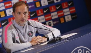 Replay de la conférence de presse de Thomas Tuchel avant Bordeaux - Paris Saint-Germain