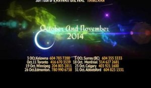 Kanwar Grewal | Official Tour Allover Canada | 2014