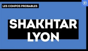 Shakhtar-OL : les compos probables