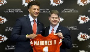 Schrager: How Mahomes nearly became a Charger