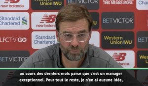 "Premier League: Liverpool - Klopp : ""Mourinho, un manager exceptionnel"""