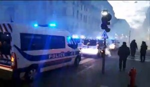 Nancy : la police rue Saint-Jean