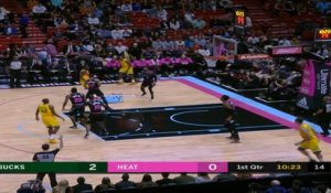 Milwaukee Bucks at Miami Heat Recap Raw