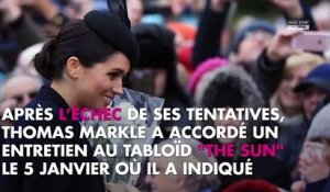 Meghan Markle : Son père Thomas Markle fustige le prince Harry