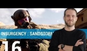 INSURGENCY SANDSTORM : Un FPS à l'immersion impressionnante ! | TEST