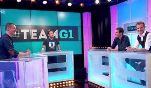 #TEAMG1 - Direct du 05/12/2018 (3/4) - Je like / Je like pas avec libre antenne
