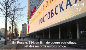 Russie: un film de guerre bat des records au box office