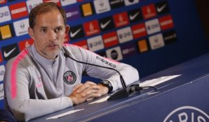 Replay : Conférence de presse de Thomas Tuchel avant Amiens SC-Paris Saint-Germain