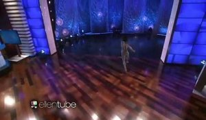 Sergei Polunin Performs to 'Take Me to Church' sur le plateau d'Ellen deGeneres