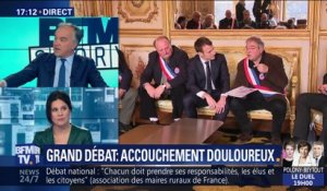 Grand débat national: Accouchement douloureux (1/2)