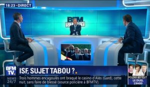 Grand débat national: ISF, sujet tabou ?