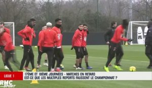 Ligue 1 - Les multiples reports faussent-ils le championnat ?