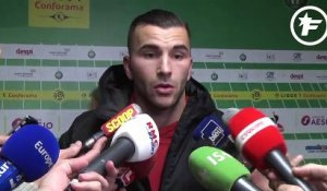 OL : Anthony Lopes évoque son match XXL