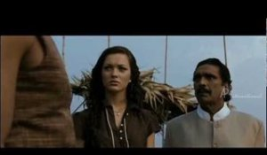 Madrasapattinam Tamil Movie Scene | Arya beating police | Amy Jackson