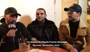 Heuss l'Enfoiré, Sofiane et Soolking en interview WTF !