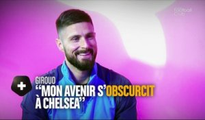 Canal Football Club : Interview d'Olivier Giroud