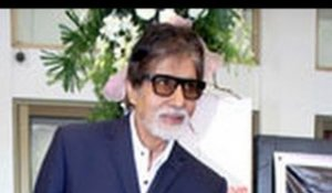 Big B at Pawsitive People's Awards