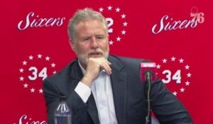 Brett Brown | Postgame vs Raptors (2.5.19)
