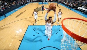 GAME RECAP: Thunder 117, Grizzlies 95