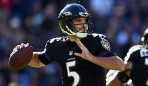 Palmer: Elway is relying on Flacco to 'avoid' a full rebuild