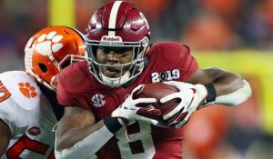Why Josh Jacobs is Schrager's 4th-best scouting combine prospect