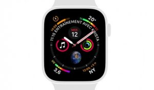 Apple Watch Series 4 - Comment localiser votre iPhone - Apple (1080p)